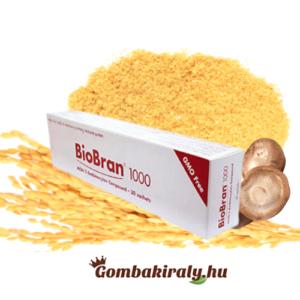 BioBran® 1000 mg porkészítmény (30x)