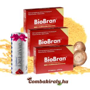 BioBran csomag AJÁNDÉKKAL