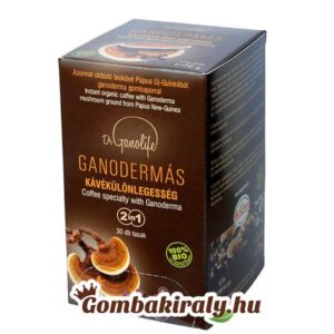 Dr Ganolife Ganodermás Kávékülönlegesség 2in1 (30 tasak)