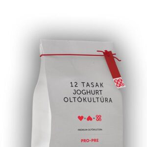 Pro-Pre joghurt oltókultúra (12x)