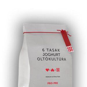 Pro-Pre joghurt oltókultúra (6x)