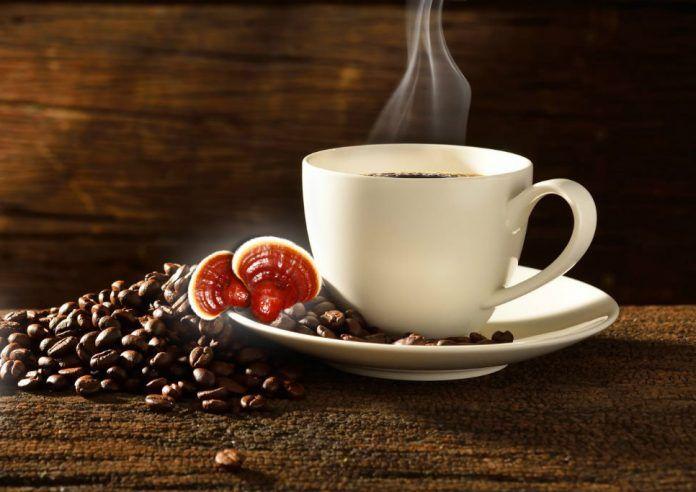 Ganoderma-Coffee