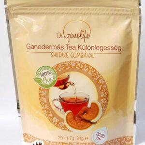Dr Ganolife Ganodermás tea 100% bio (20x)