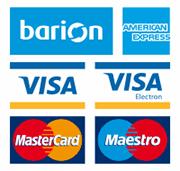 Bankkártyás fizetés Barionnal!