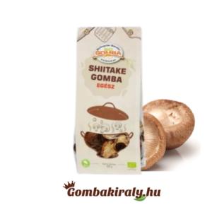 Biogomba Shiitake gomba (egész) 20 g