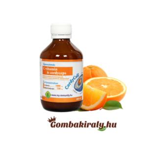 CordyCell - Liposzómás C-vitamin és Cordyceps 200ml