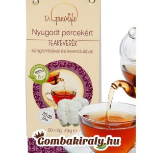 Dr Ganolife Nyugodt percekért teakeverék