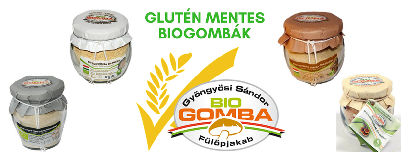 A gluténérzékenyek ehetnek-e gyógygombát?