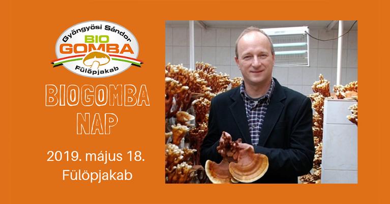 Biogomba Nap 2019. Fülöpjakab