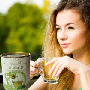 Dr Ganolife BIO Zöld tea 100g