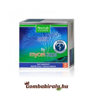 fin Mycelcaps AHCC®(80x)