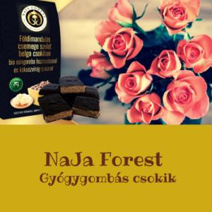 Naja Forest csokik