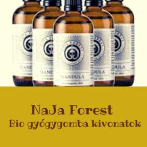 NaJa Forest BIO kivonatok